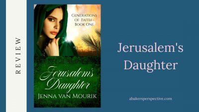 Jerusalem's Daughter by Jenna VanMourik
