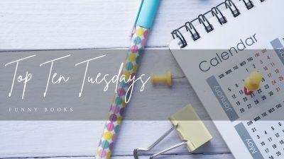 Top Ten Tuesday – Funny Books
