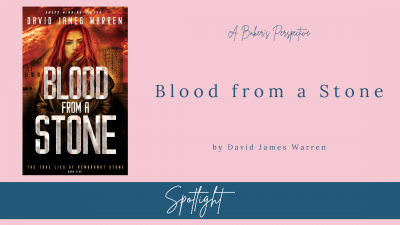 Blood from a Stone Excerpt and Giveaway!